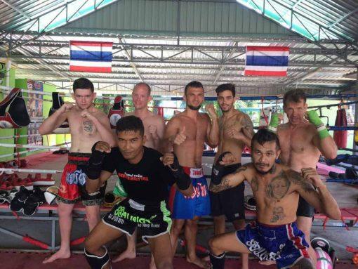 Honour Muay Thai, Krabi