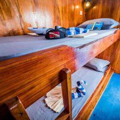 Komodo Shalom Liveaboard twin cabin