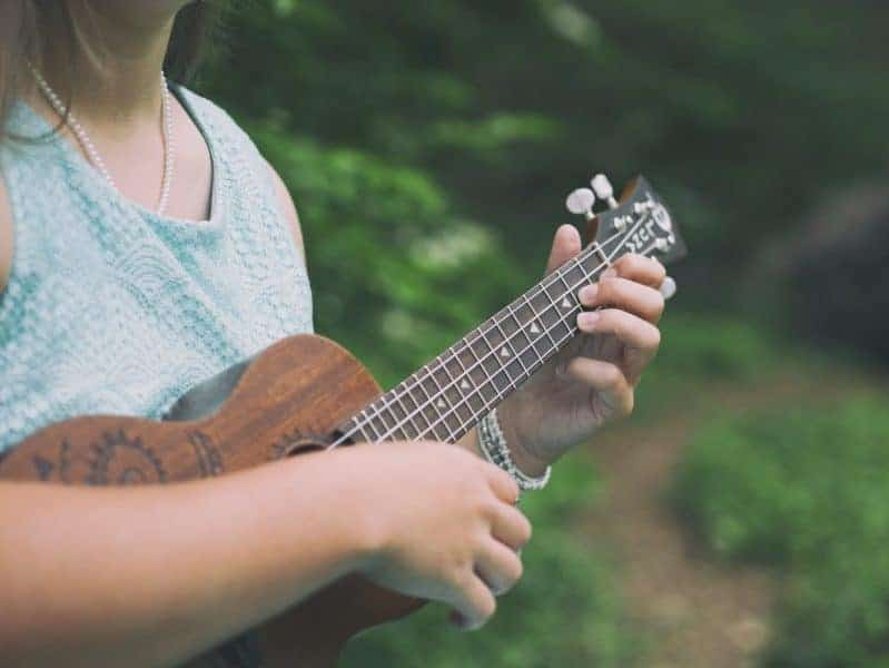 Play your ukulele music everywhere