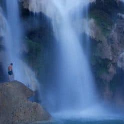 Tad SI Kuang Waterfall, Luang Prabang