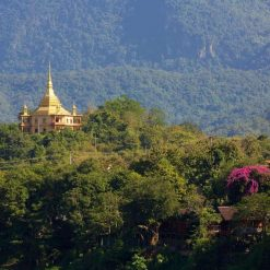 Scenery outside of Luang Prabang, Laos.