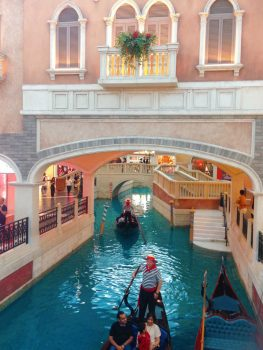 "Canals at Macau Casino - ""The Venetian"""