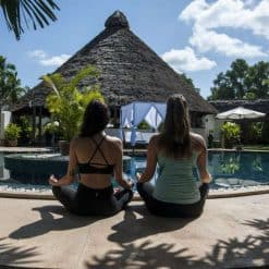 A rejuvenating yoga retreat @ Navutu Dreams in Southeast Asia