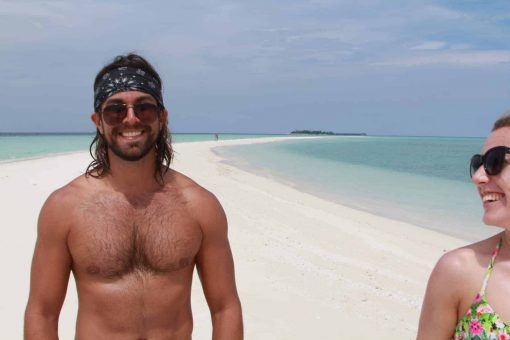 Meet new people in the Maldives!