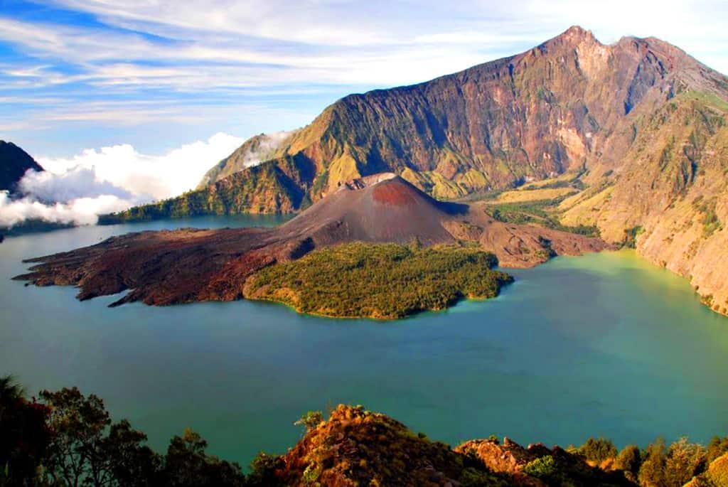 Lake Segara Anak Lombok