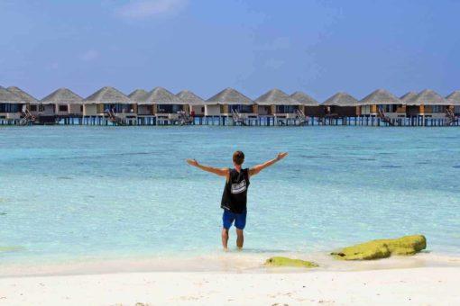 Maldives Group Beach Holiday