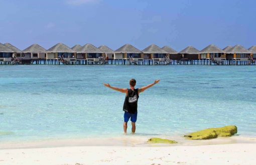 Maldives Group Beach Holiday