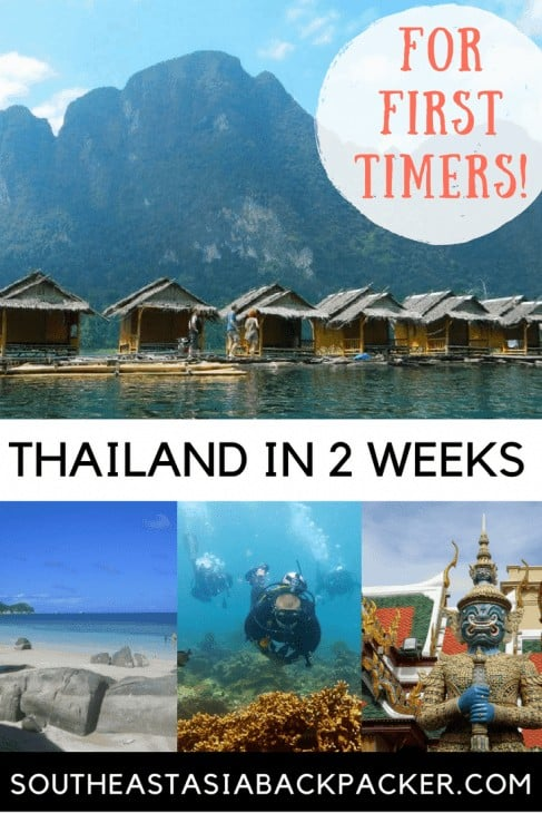 Thailand 2 week Itinerary For First Timers!
