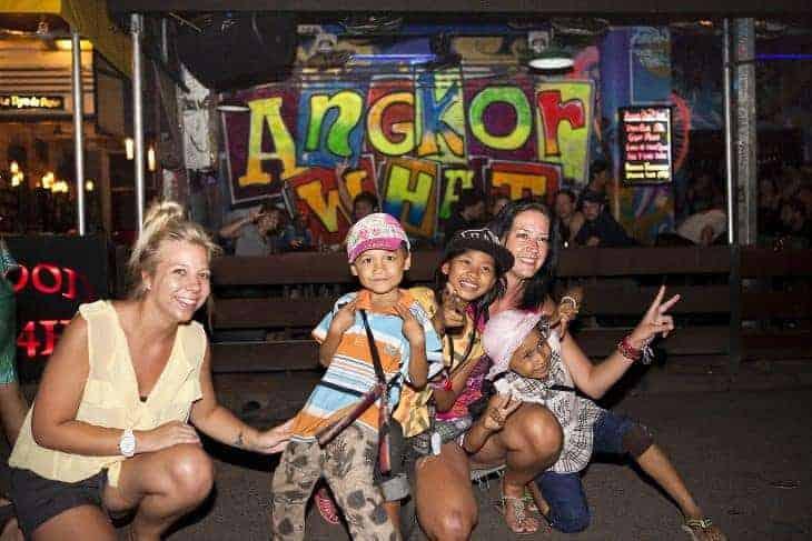 Angkor Wat Bar, Cambodia