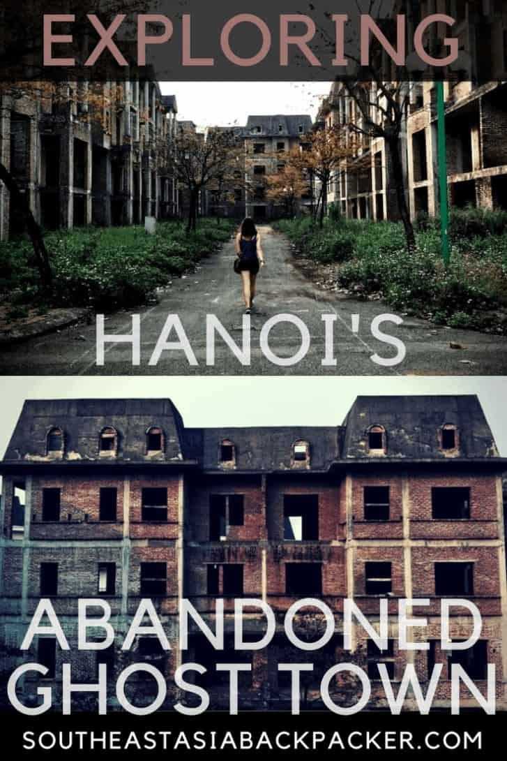 Ghost Town, Hanoi - Lideco Bac 32
