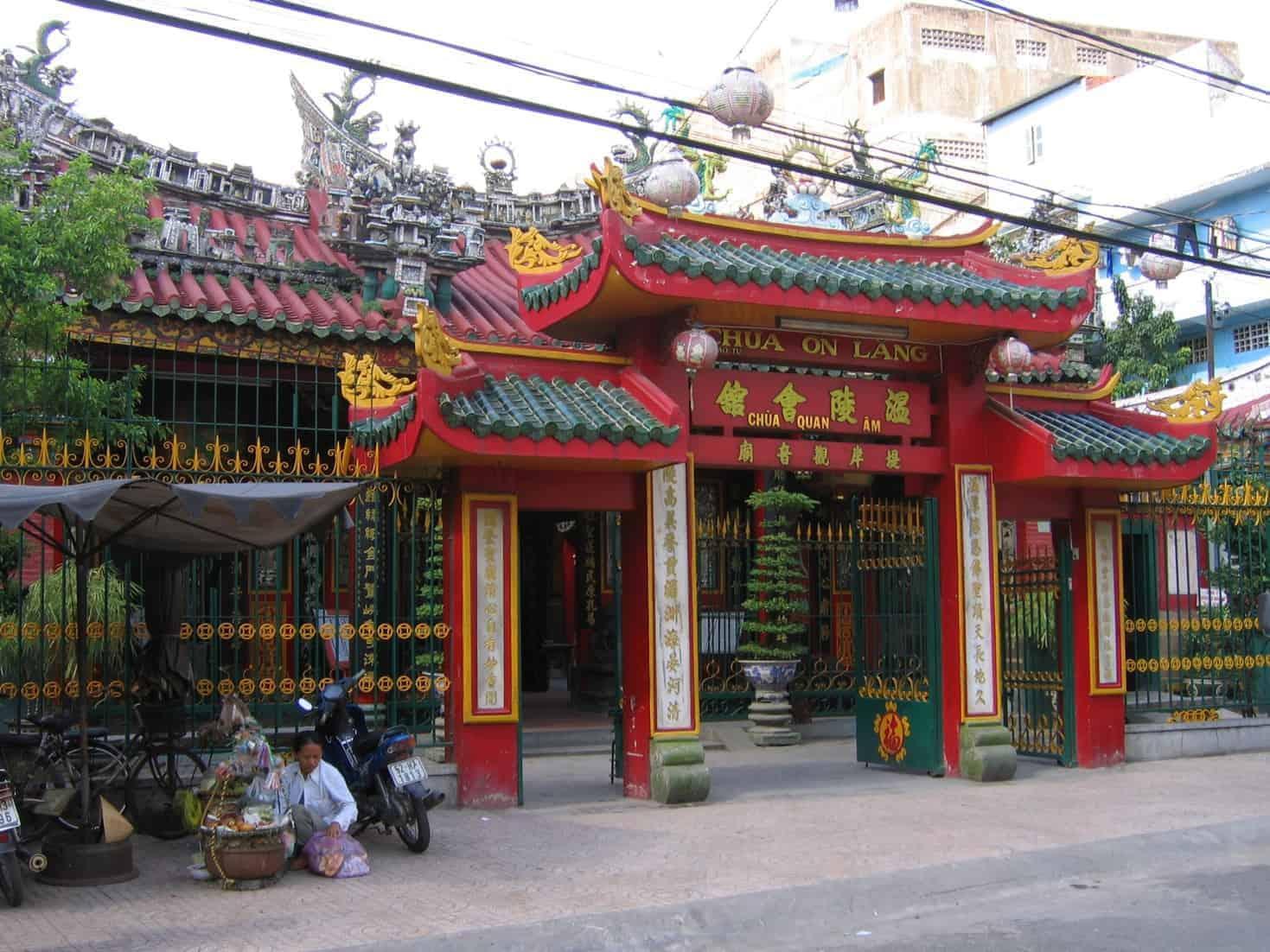 Quan Am Pagoda Ho Chi Minh City