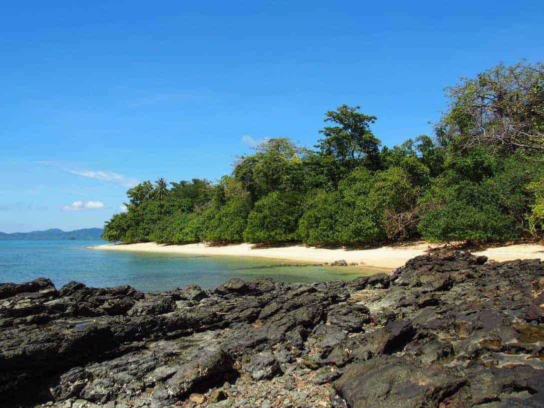 Koh Bubu, Andaman Coast of Thailand