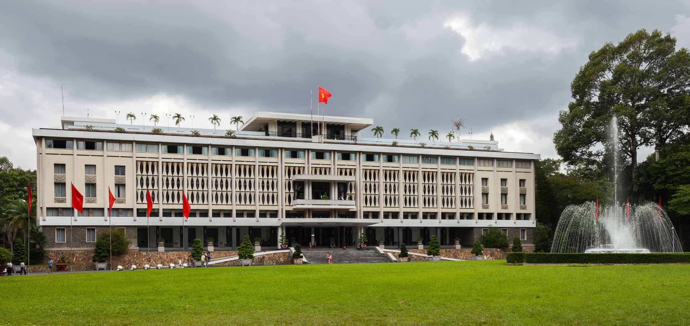 Reunification Palace Ho Chi Minh City