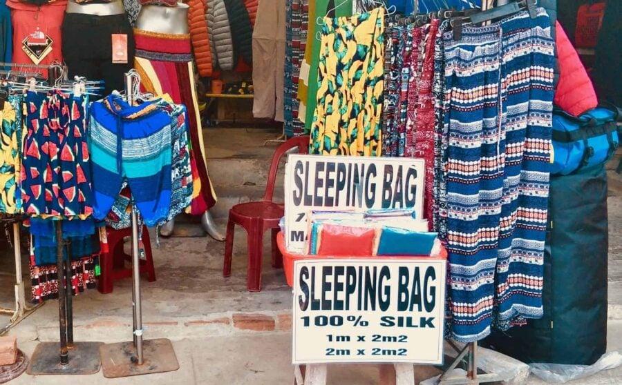 Sleeping Bag Liners for sale in Vietnam
