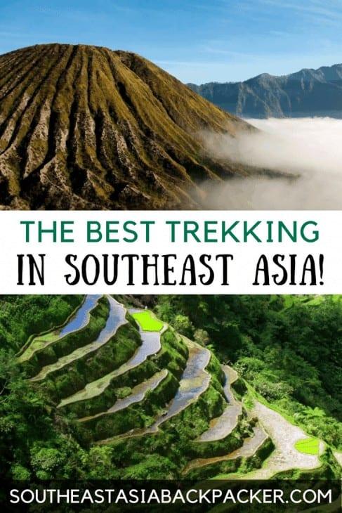 The Best Trekking in Southeast Asia
