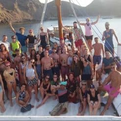 Group trip Lombok to Flores