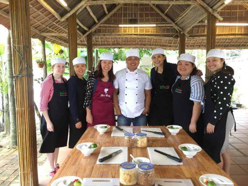Sabirama Cooking Class