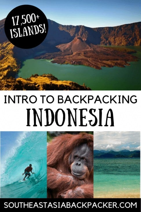 Indonesia Backpacking Guide