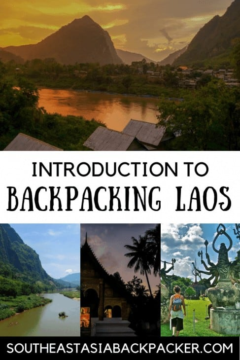 Introduction to backpacking in Laos.