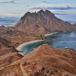 Komodo National Park views.