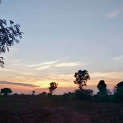 Sunset near Rak Tamachat