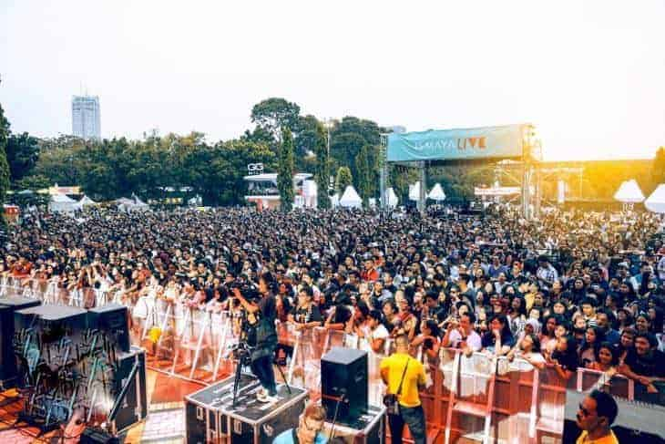 We The Fest, Jakarta
