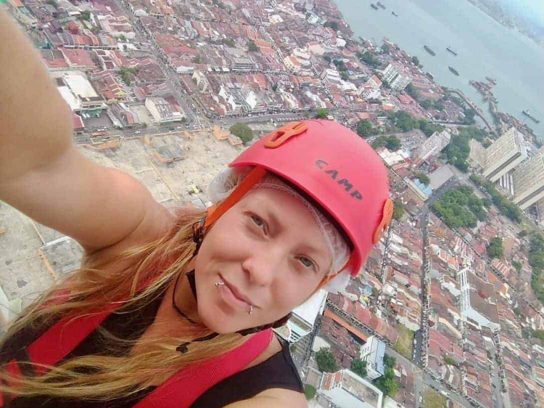 Laura Porsch reviews The Gravityz, Penang