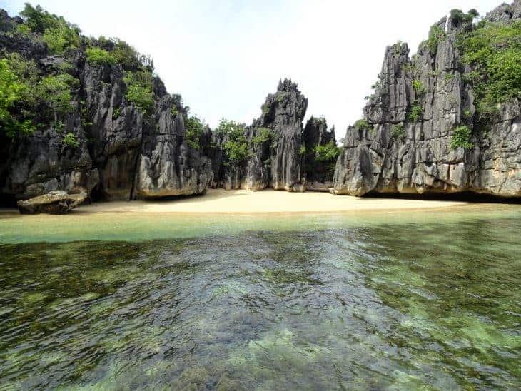 Minalahos Island, Caramoan, Philippines.