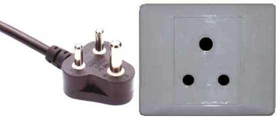 Plug socket M