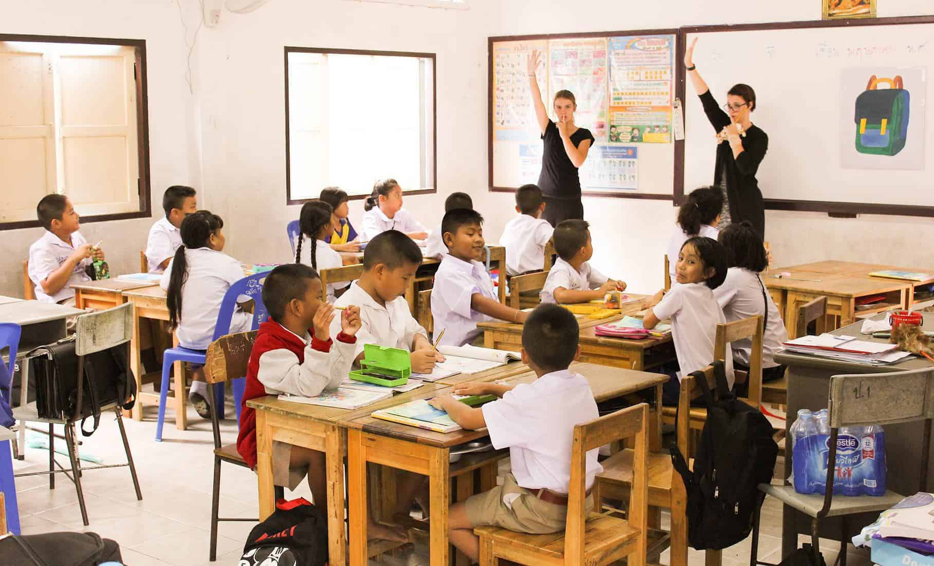 Be An English Teacher in Thailand! Everything You Need To Know (2021)