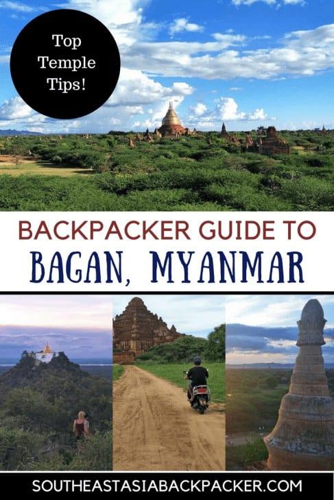 Bagan, Myanmar Backpacker Guide