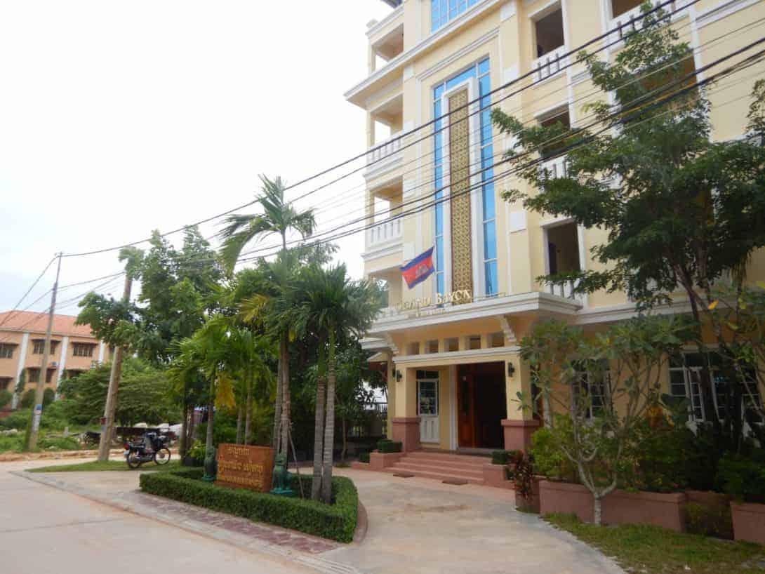 Grand Bayon Hotel, Siem Reap, Cambodia.