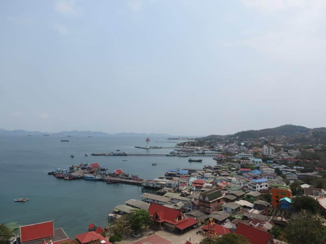 Koh Si Chang Pier, Thailand