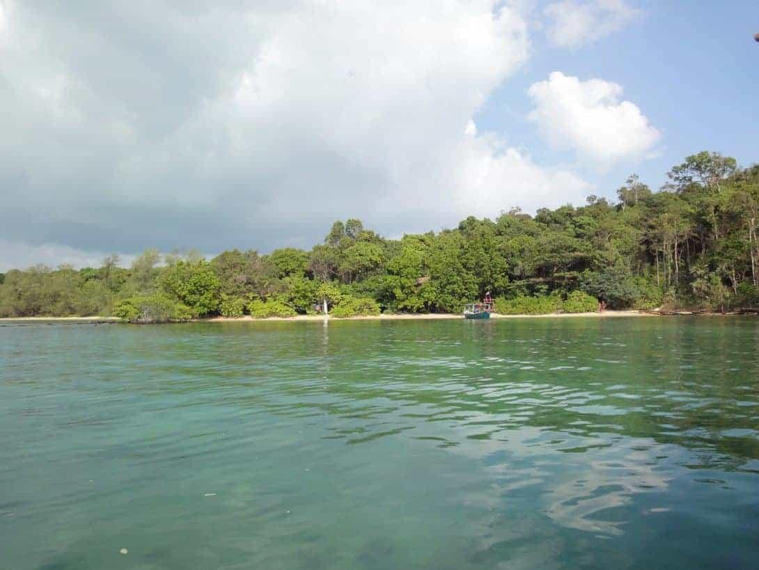Koh Ta Tiev Island, Cambodia