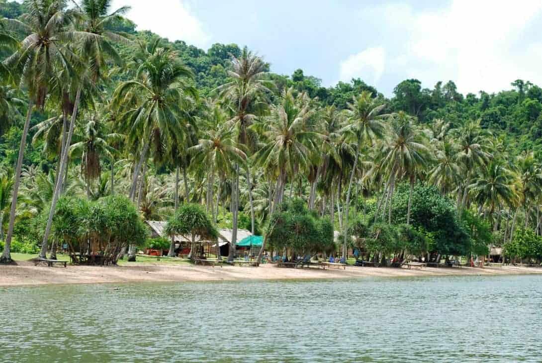 Koh Tonsay (Rabbit Island) Cambodia