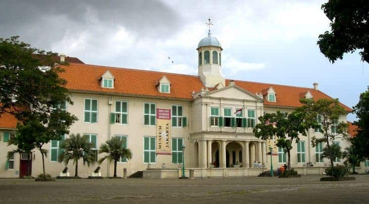 Kota Tua, Jakarta Indonesia