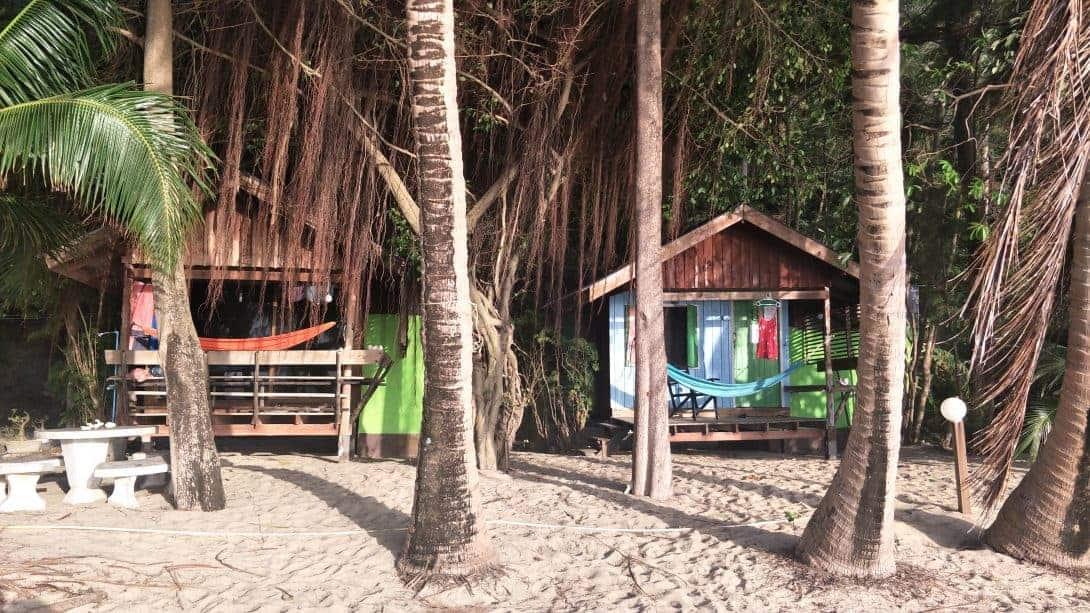 Mae Haad Cove Bungalow, Mae Haad Beach, Koh Phangan.
