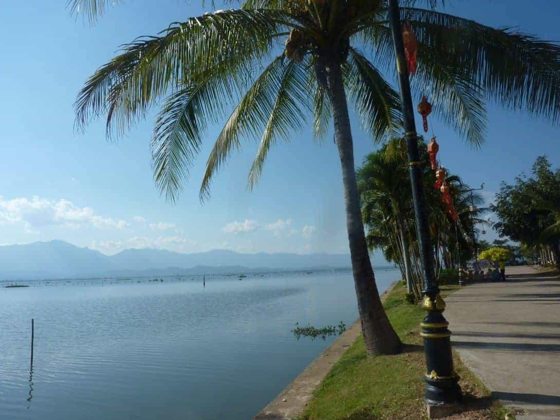 Phayao Lake, Northern Thailand