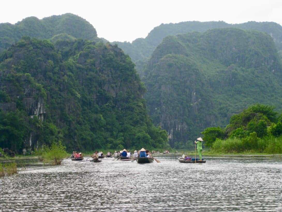 Tam Coc 'Halong Bay on Land', Vietnam