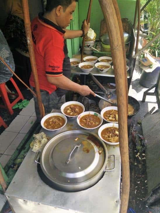 Tongseng, Indonesian Soup