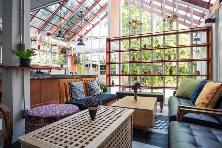 Haus Hostel, Chiang Mai.