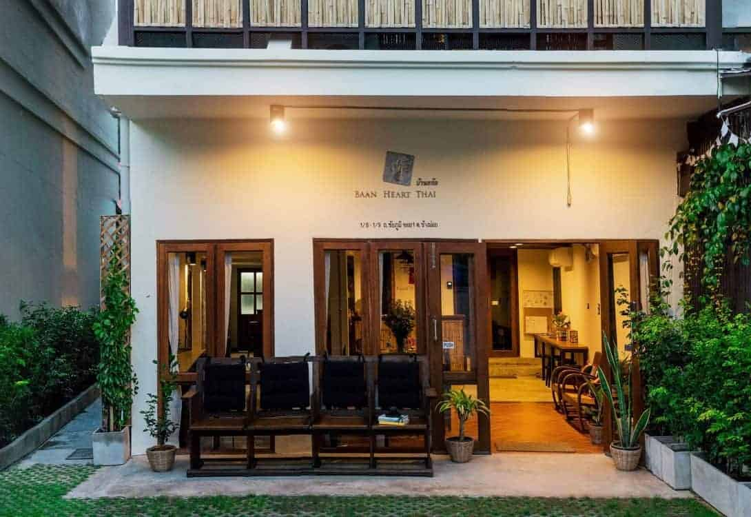 Baan Heart Thai Hostel - one of Chiang Mai's friendliest hostels!