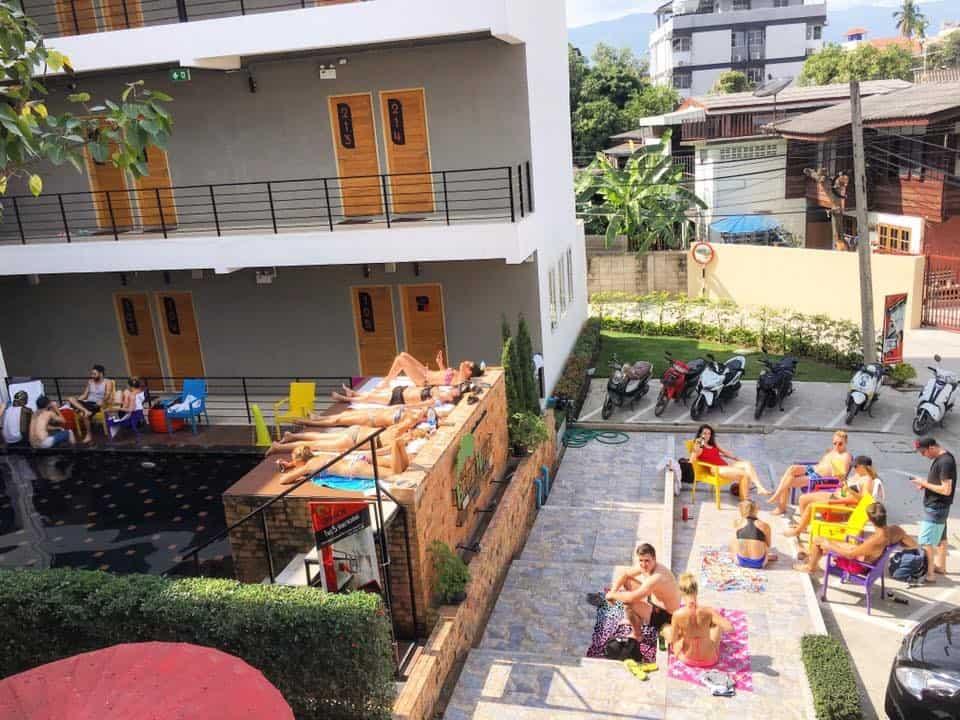 Brickhouse Hostel Chiang mai