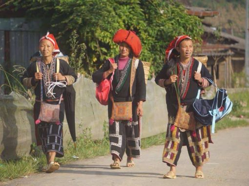 Local tribal women - Real Sapa Experience, Vietnam