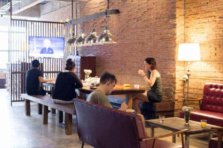 Suneta Hostel, Chiang Mai - A cute hostel in the heart of the Old City.
