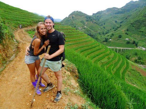 Trek - Real Sapa Experience, Vietnam