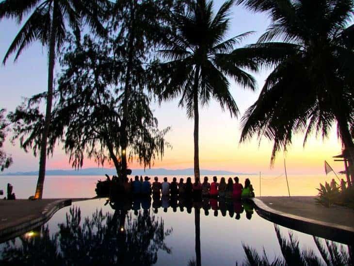 Koh Pangan Hostels Thailand