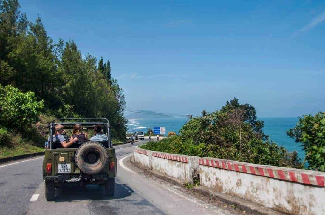 Hai Van Pass Jeep Tour