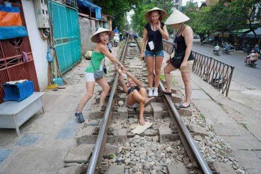 Walkie Talkie Tour Hanoi Vietnam
