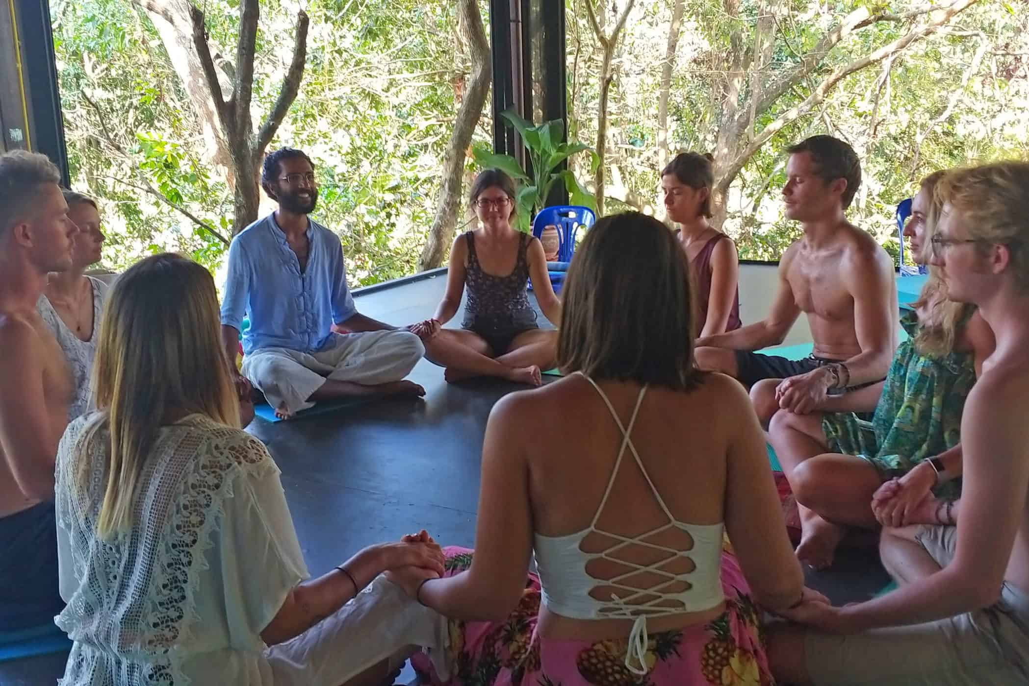 Meditation Teacher Training - Koh Phangan, Thailand with ...